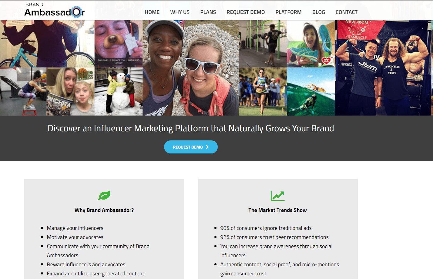 Product Showcase: Ambassadeur de la marque