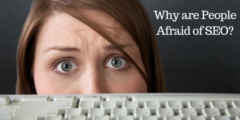 Pourquoi les gens ont peur du référencement?