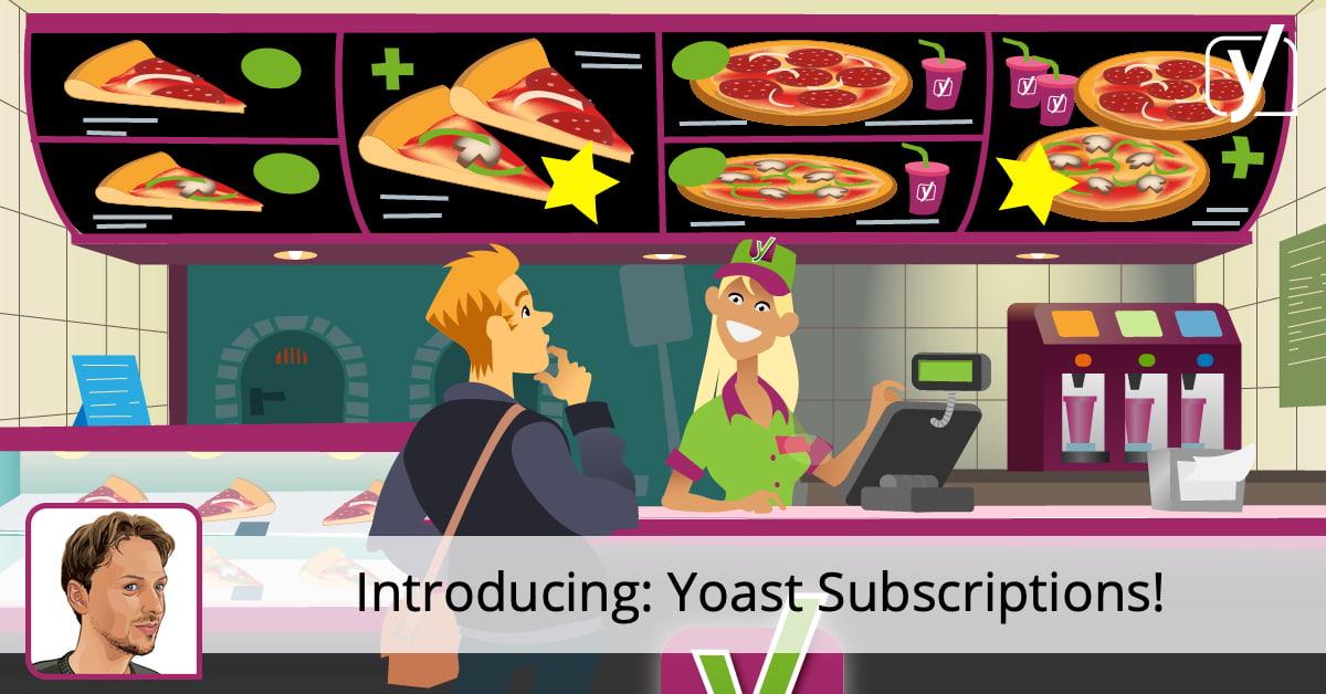 Présentation: les abonnements Yoast! • Yoast