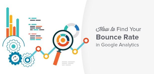 Comment trouver votre taux de rebond dans Google Analytics