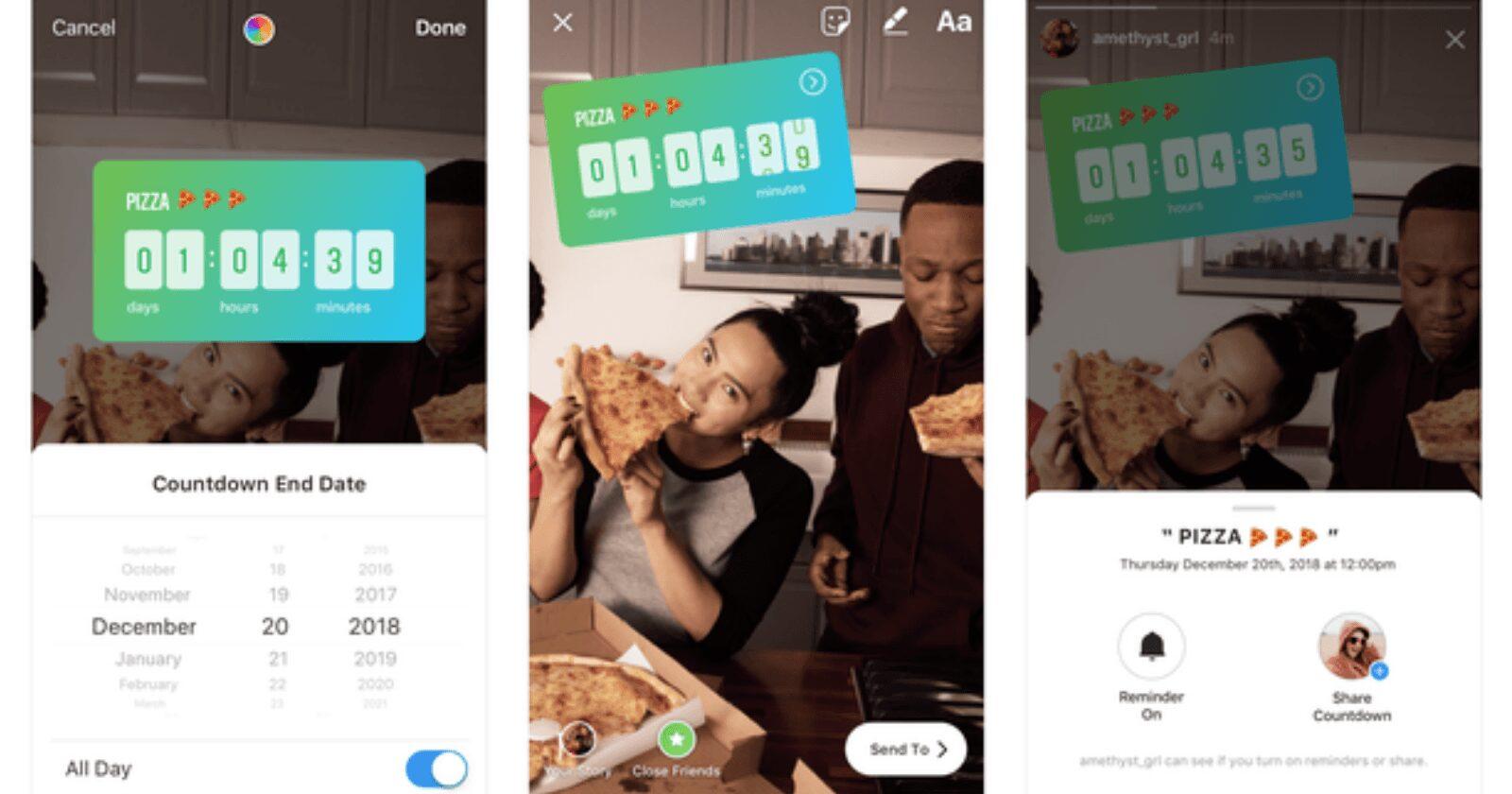 Instagram ajoute de nouvelles façons de s'engager avec ses suiveurs