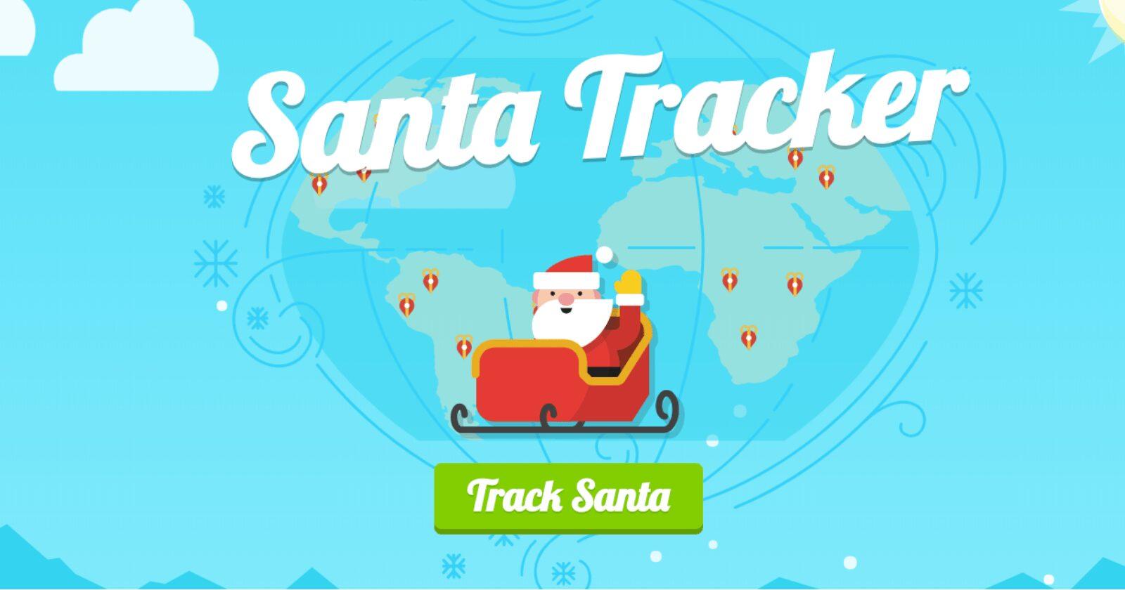 Suivi du père Noël avec NORAD et les applications Santa Tracker de Google pour le réveillon de Noël 2018