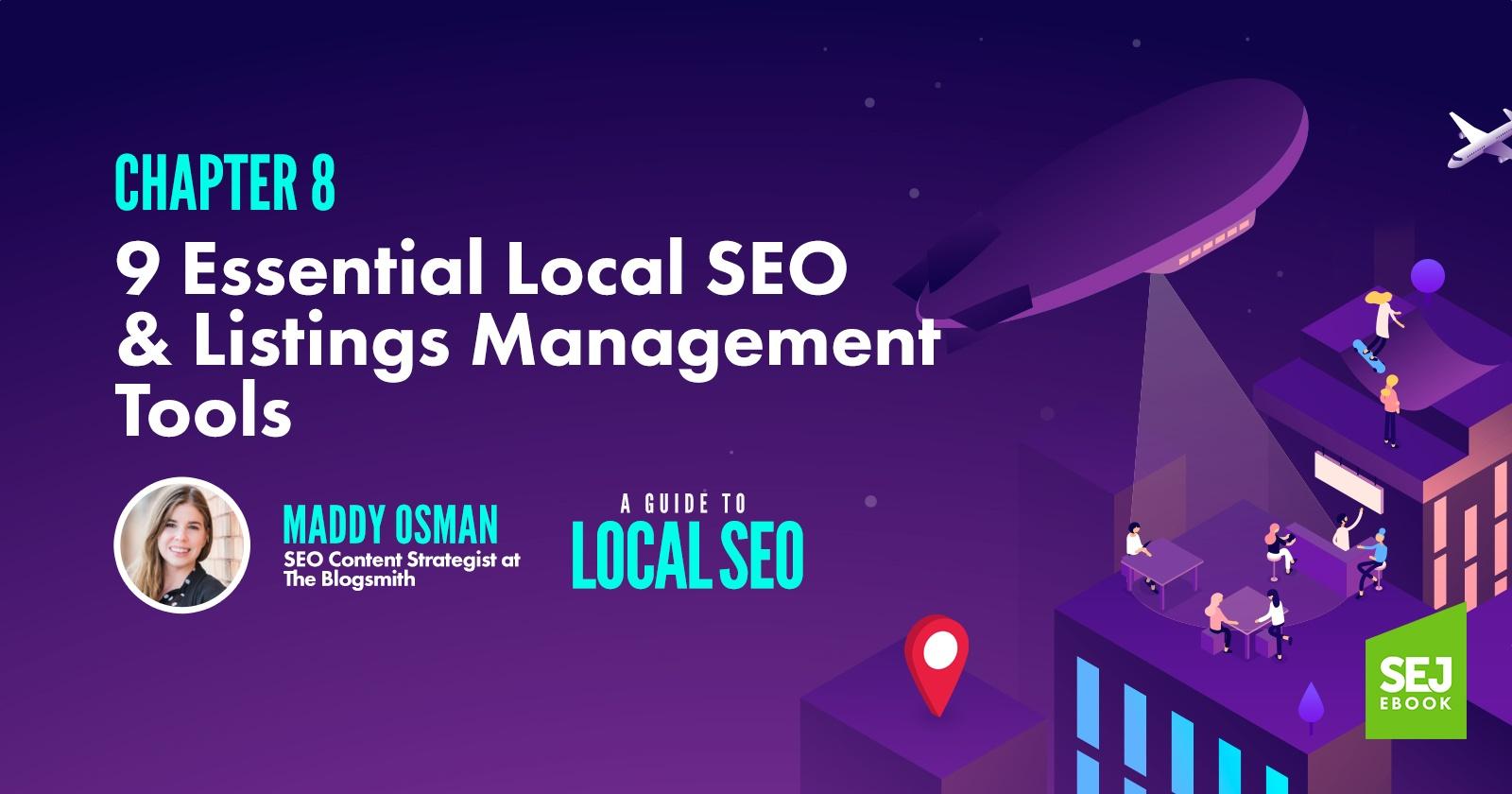 9 outils essentiels de gestion de référencement et de référencement local