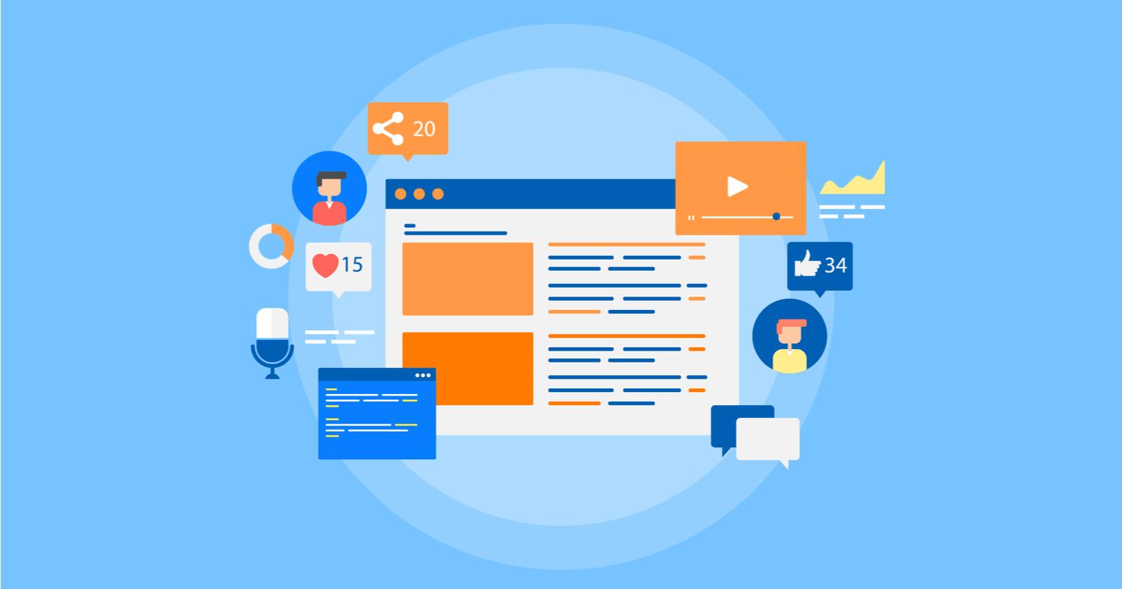 Comment (et où) ajouter des boutons de médias sociaux sur votre site pour plus d'engagement