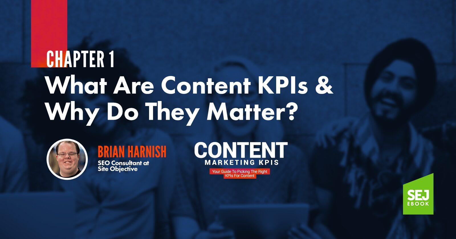 Que sont les indicateurs de performance clés de contenu et pourquoi sont-ils importants?