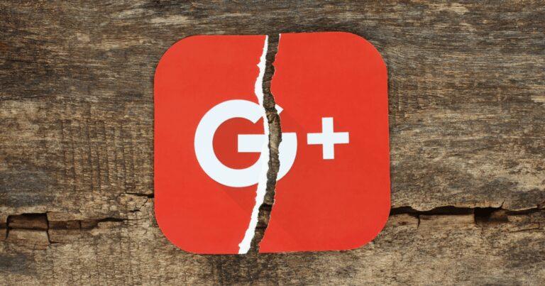 Google+ ferme officiellement ses portes le 2 avril