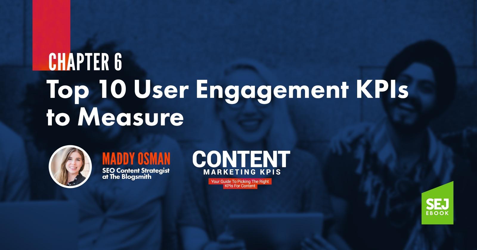 10 indicateurs clés de performance d'engagement des utilisateurs à mesurer