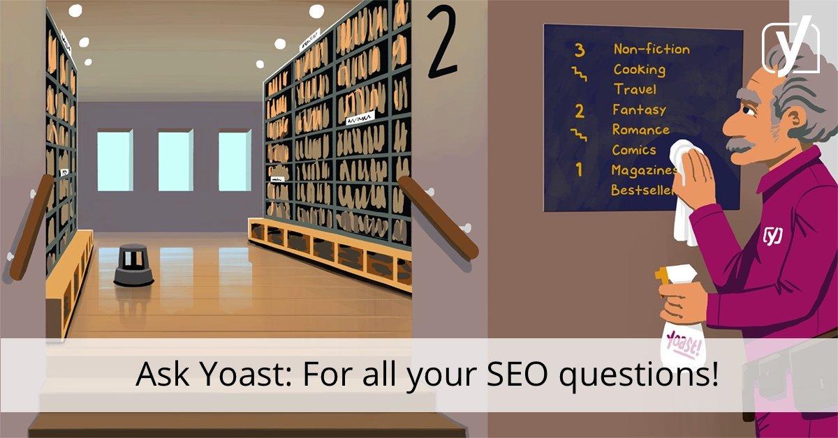 Comment obtenir des sitelinks • Yoast
