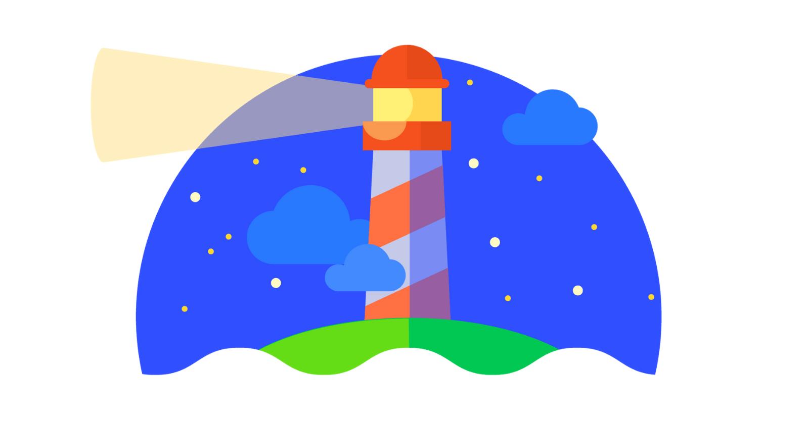 Google: Lighthouse mesure la rapidité avec laquelle un site se charge pour les utilisateurs réels