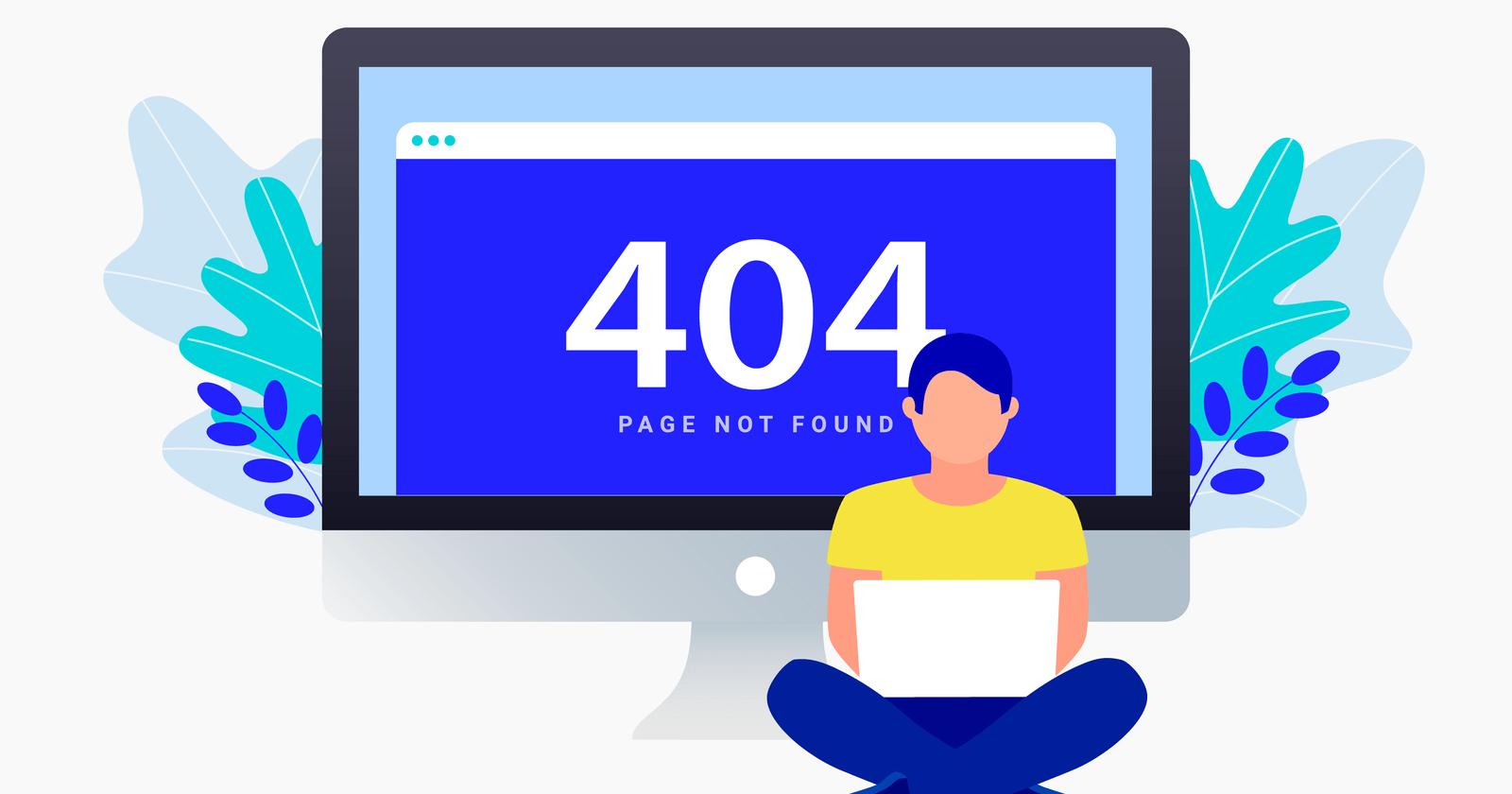 Google: les URL non valides doivent renvoyer des 404, pas des erreurs de serveur 5XX
