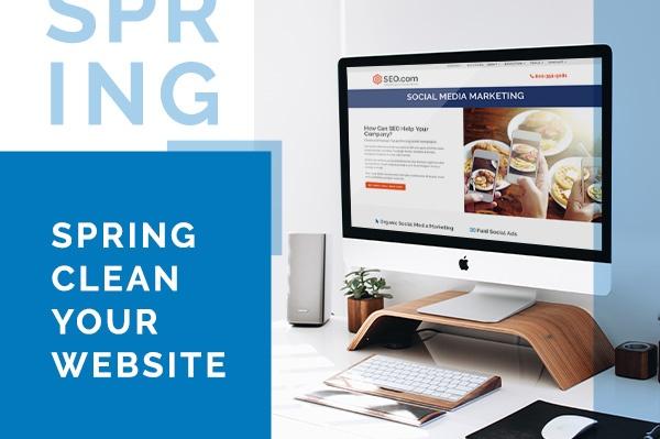 Spring Clean votre site web | SEO.com