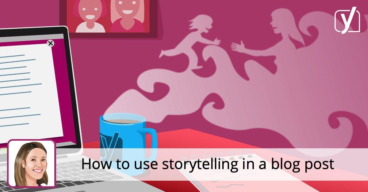 Comment utiliser la narration dans un article de blog • Yoast