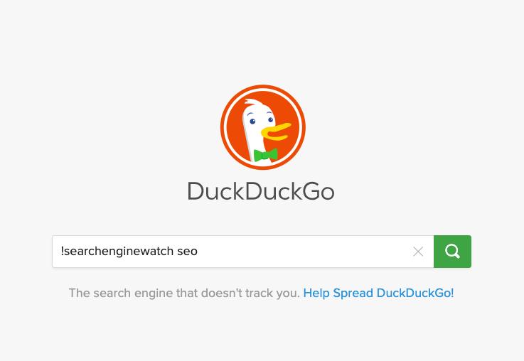 À quoi ressemble l'utilisation de DuckDuckGo en 2019?