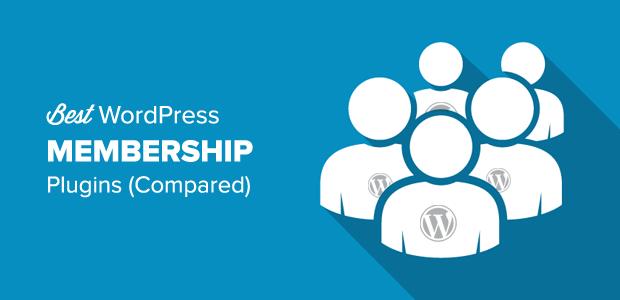 5 meilleurs plugins d'adhésion WordPress comparés (2019)