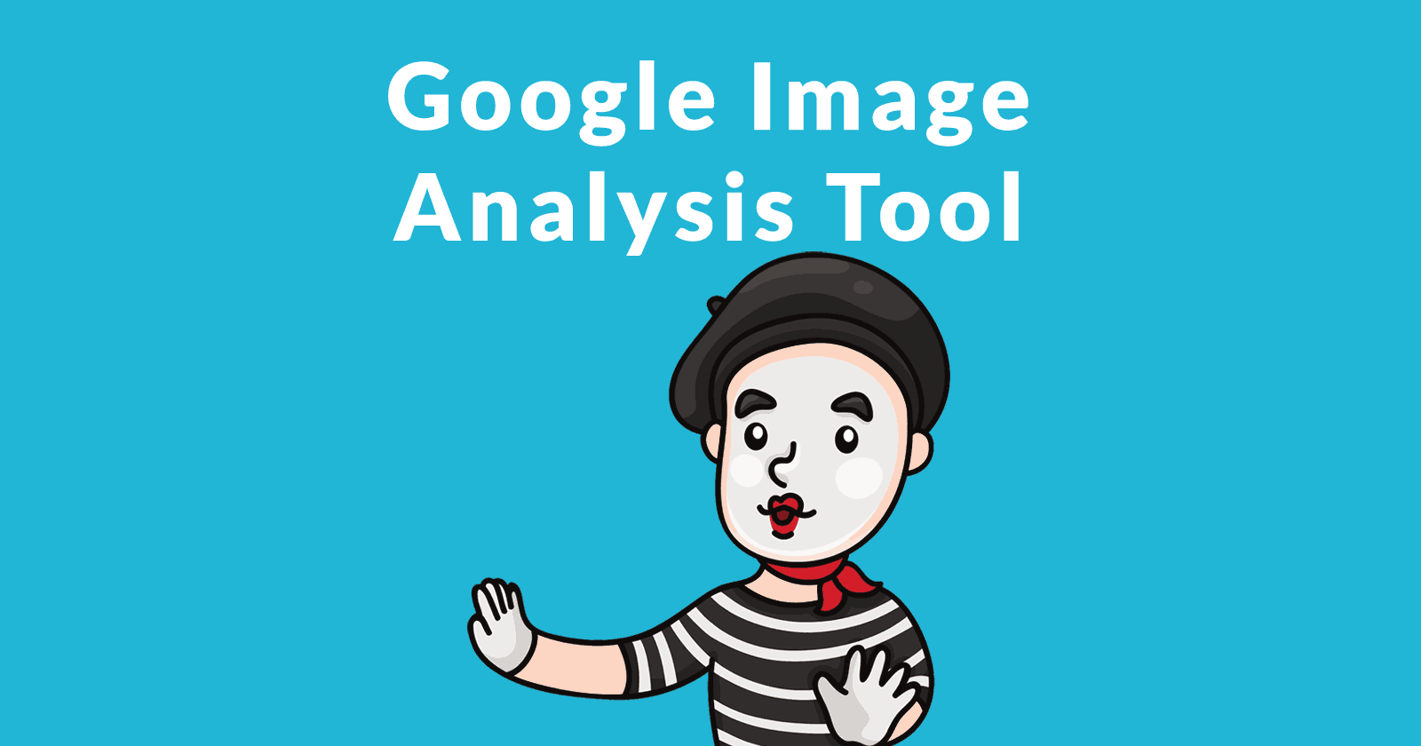 Outil d'analyse d'images gratuit de Google AI
