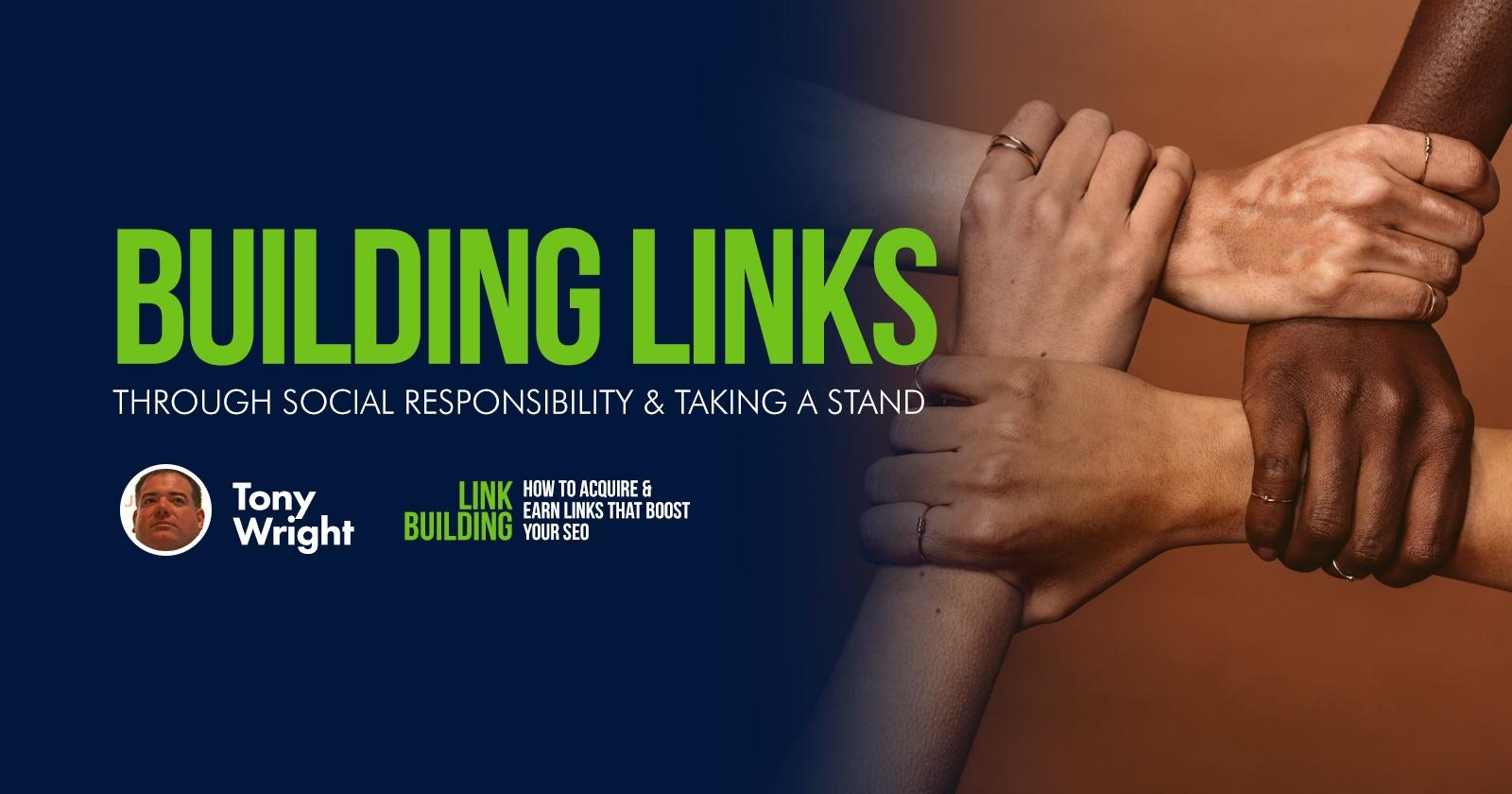 Construire des liens à travers la responsabilité sociale