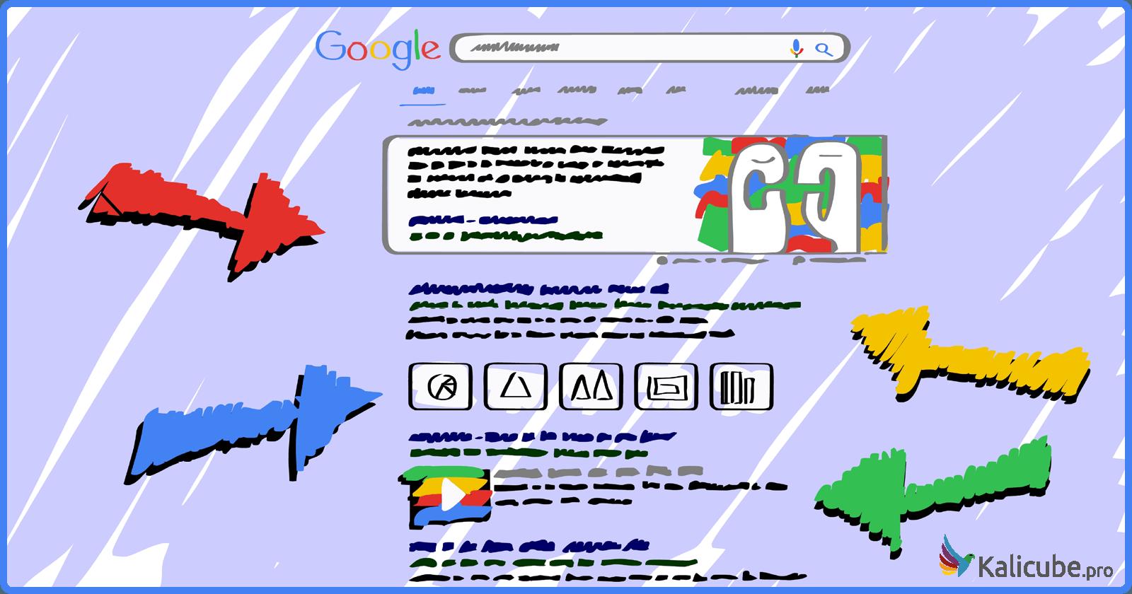 Comment fonctionne le classement dans la recherche Google – Le darwinisme dans la recherche