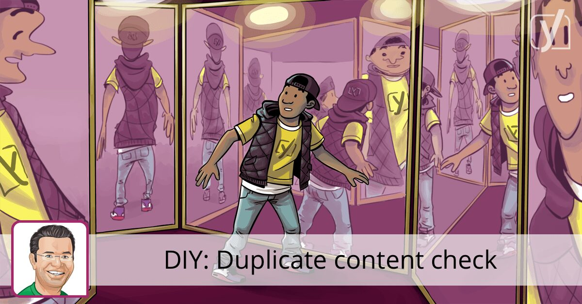 Contrôle du contenu en double • Yoast