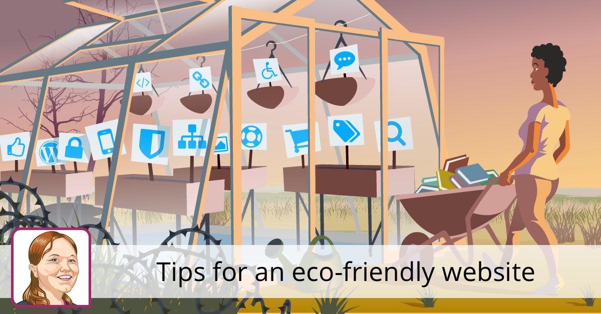 Conseils pour un site Web respectueux de l'environnement • Yoast