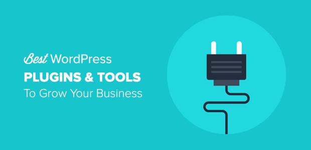 Plus de 35 meilleurs plugins WordPress 2019 (Développez votre site plus rapidement!)
