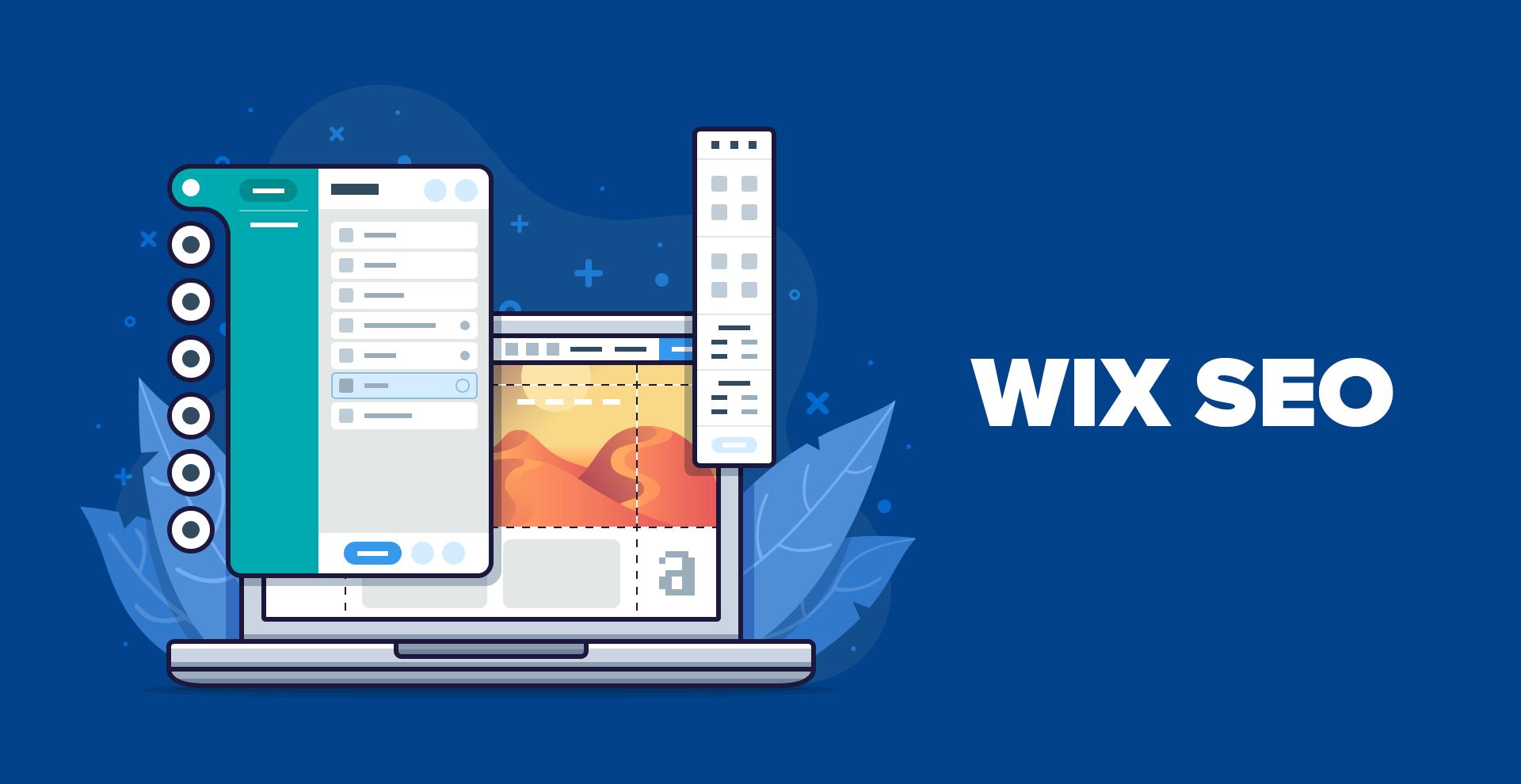 Wix SEO contre WordPress: 6.4M de domaines étudiés