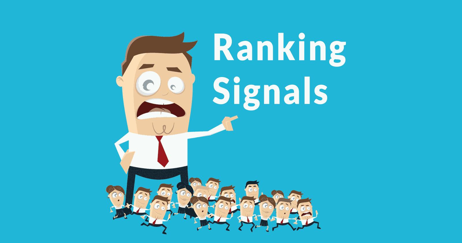Lignes directrices sur la qualité et signaux de classement Google