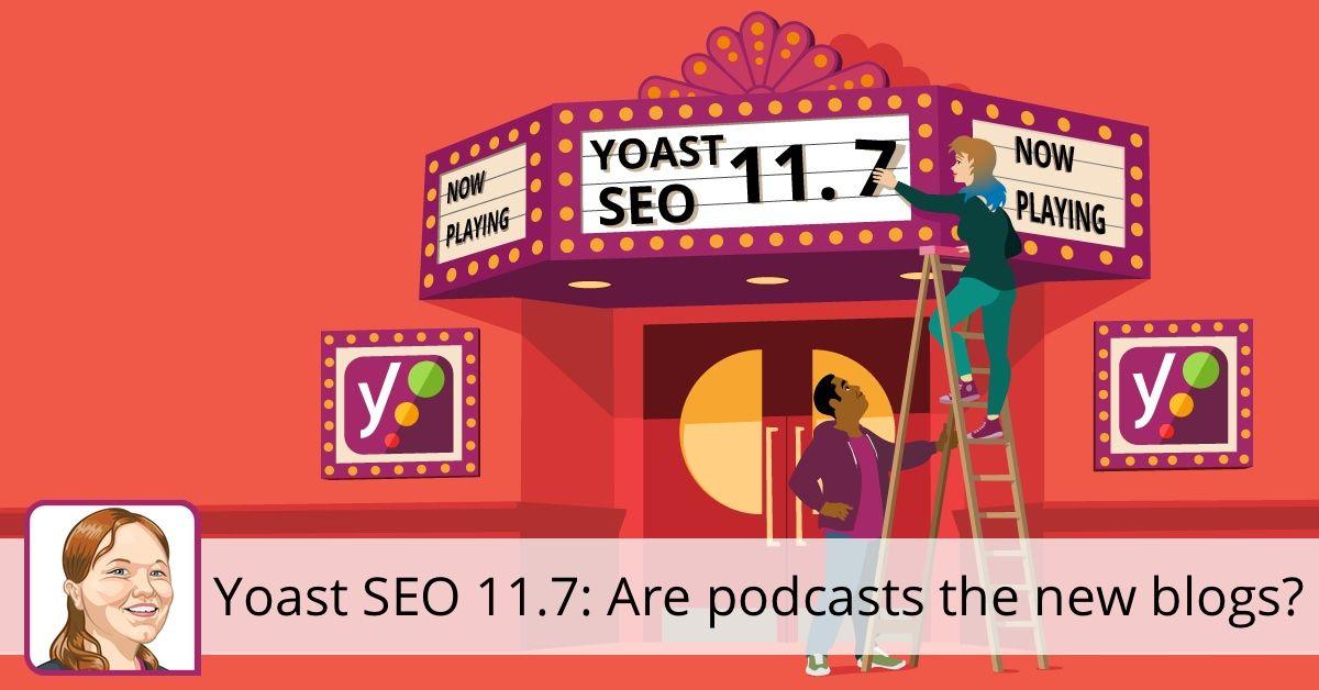 Les podcasts sont-ils les nouveaux blogs? • Yoast