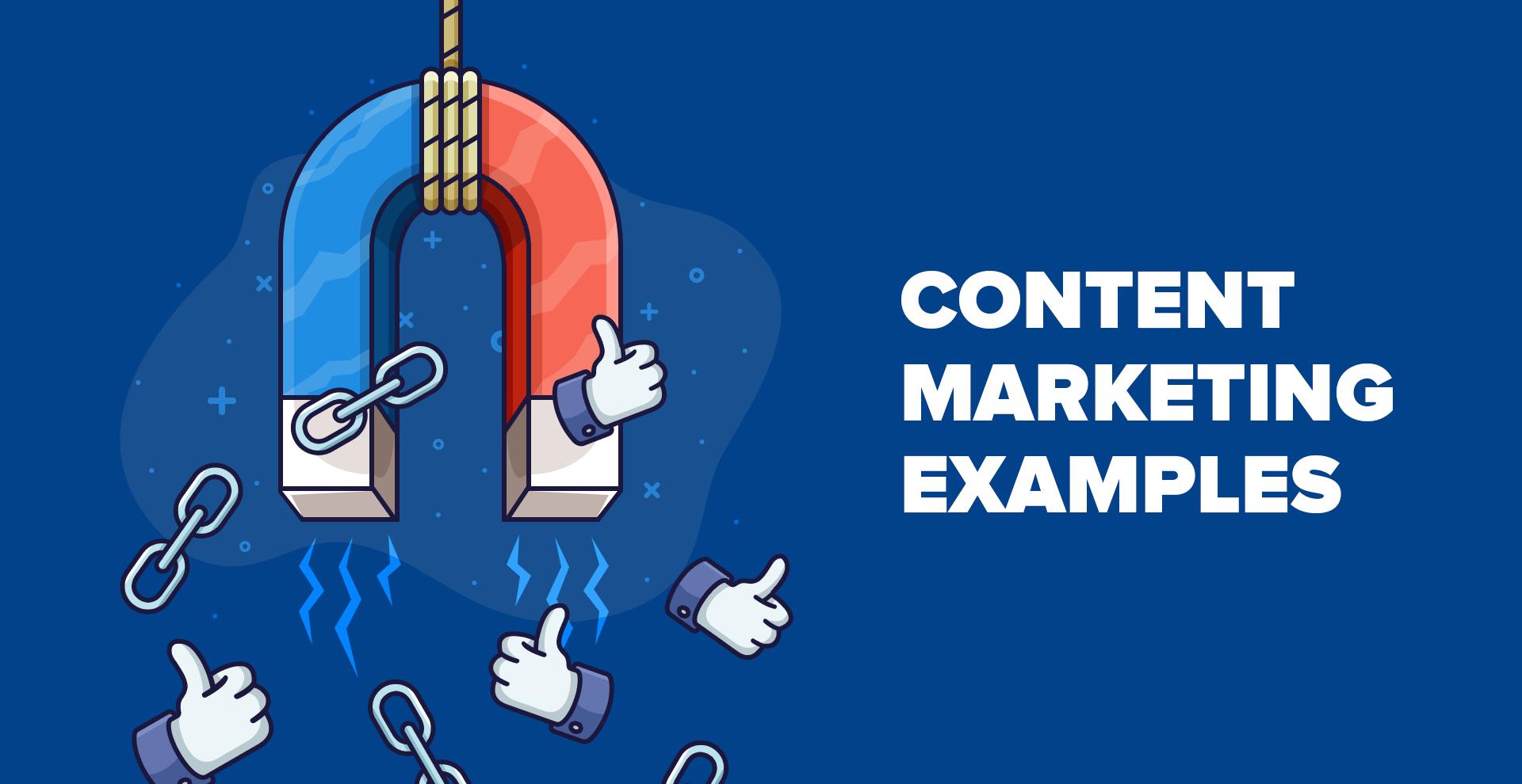 7 exemples de marketing de contenu inspirants (et comment les reproduire)