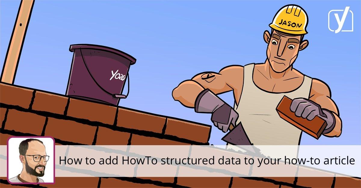 Comment ajouter un schéma de procédure à votre article de procédure • Yoast