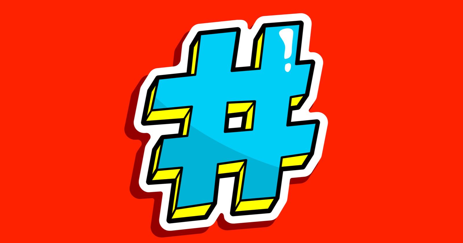 Votre guide simple pour Twitter #Hashtags
