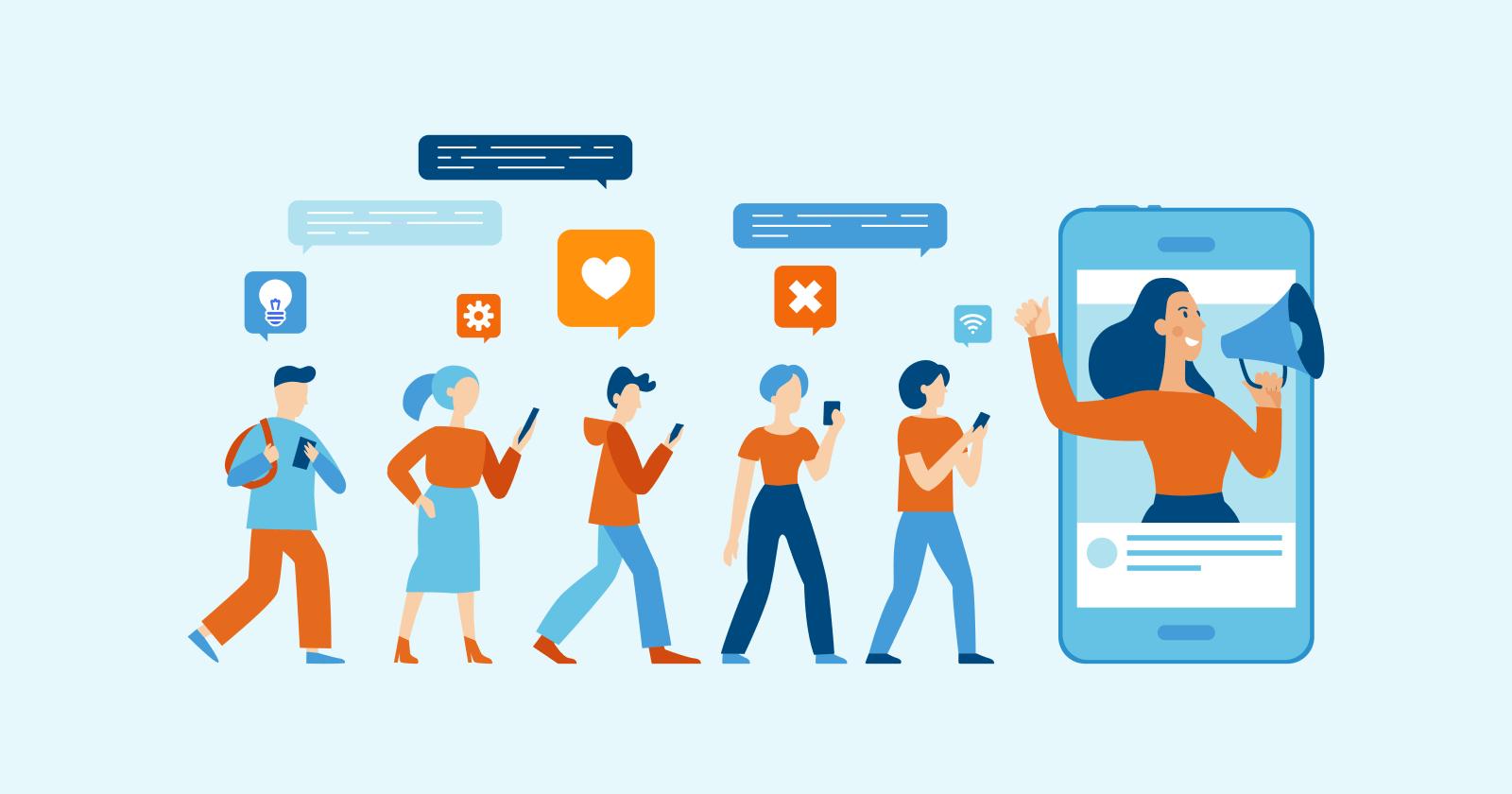 5 considérations clés lors du lancement de campagnes marketing d'influence