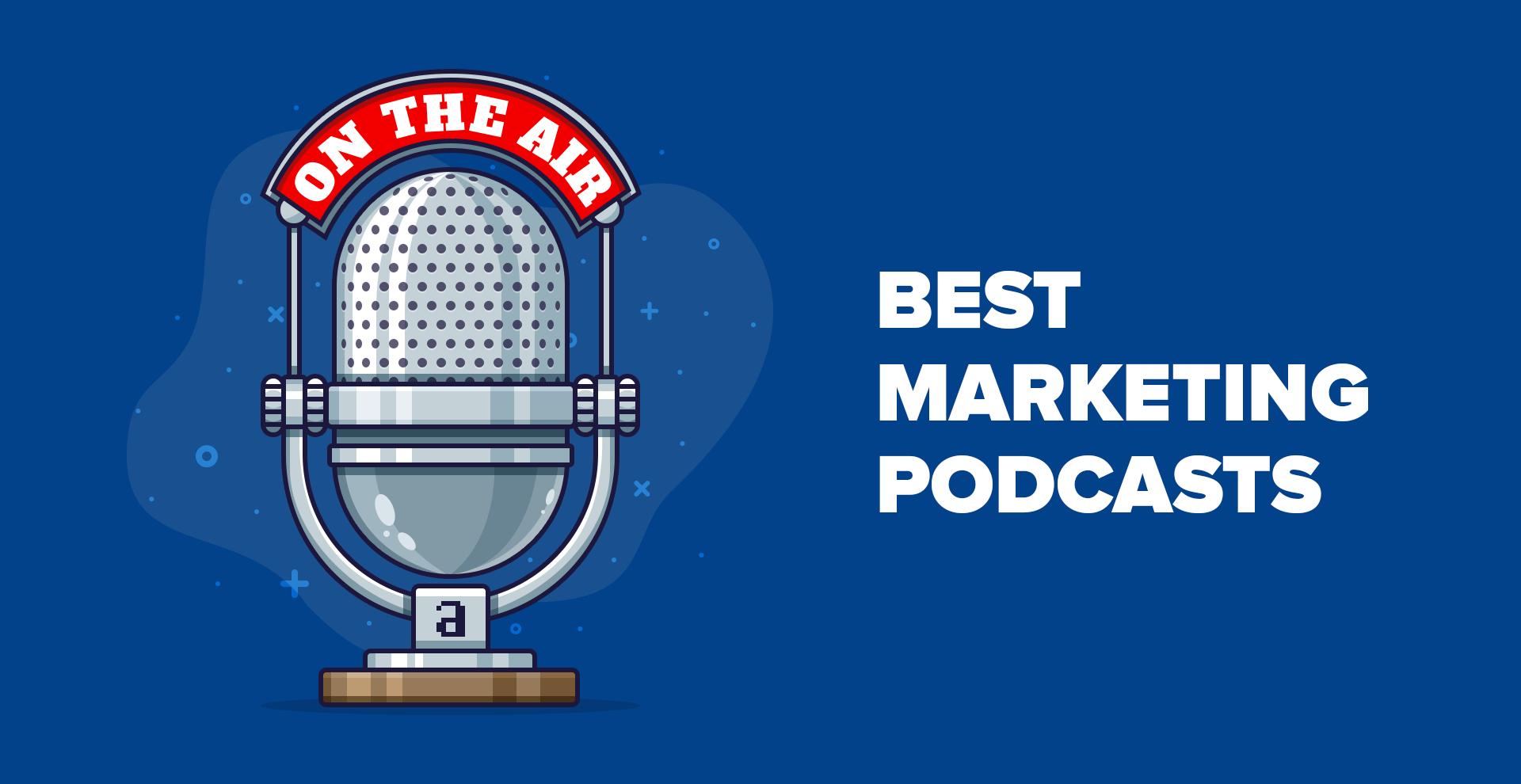 12 meilleurs podcasts marketing pour faire de vous un meilleur agent de marketing