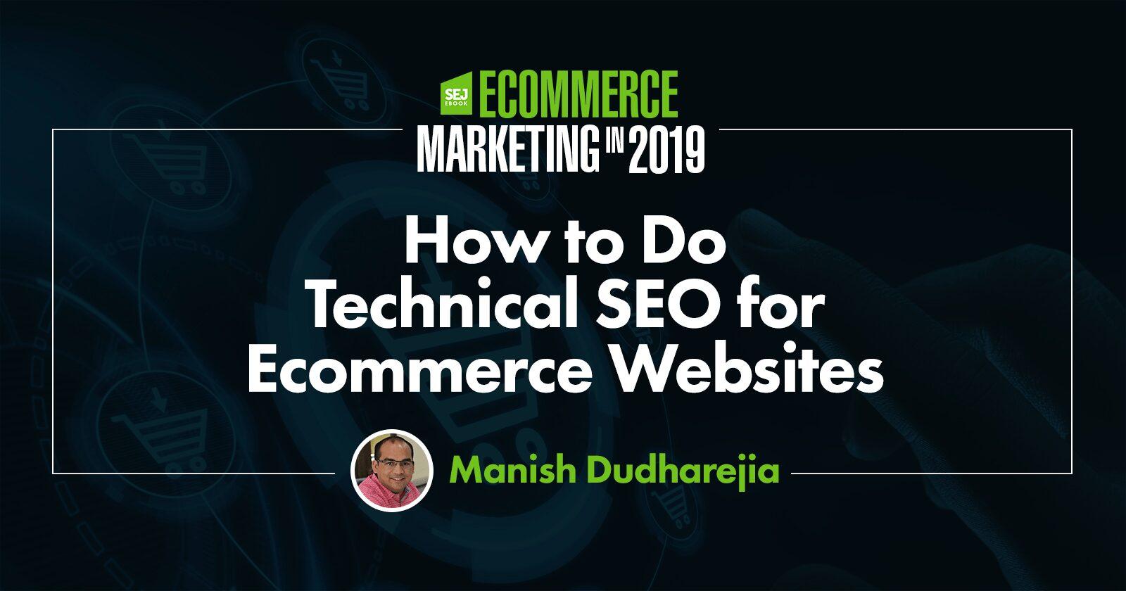 Comment faire du référencement technique pour les sites de commerce électronique