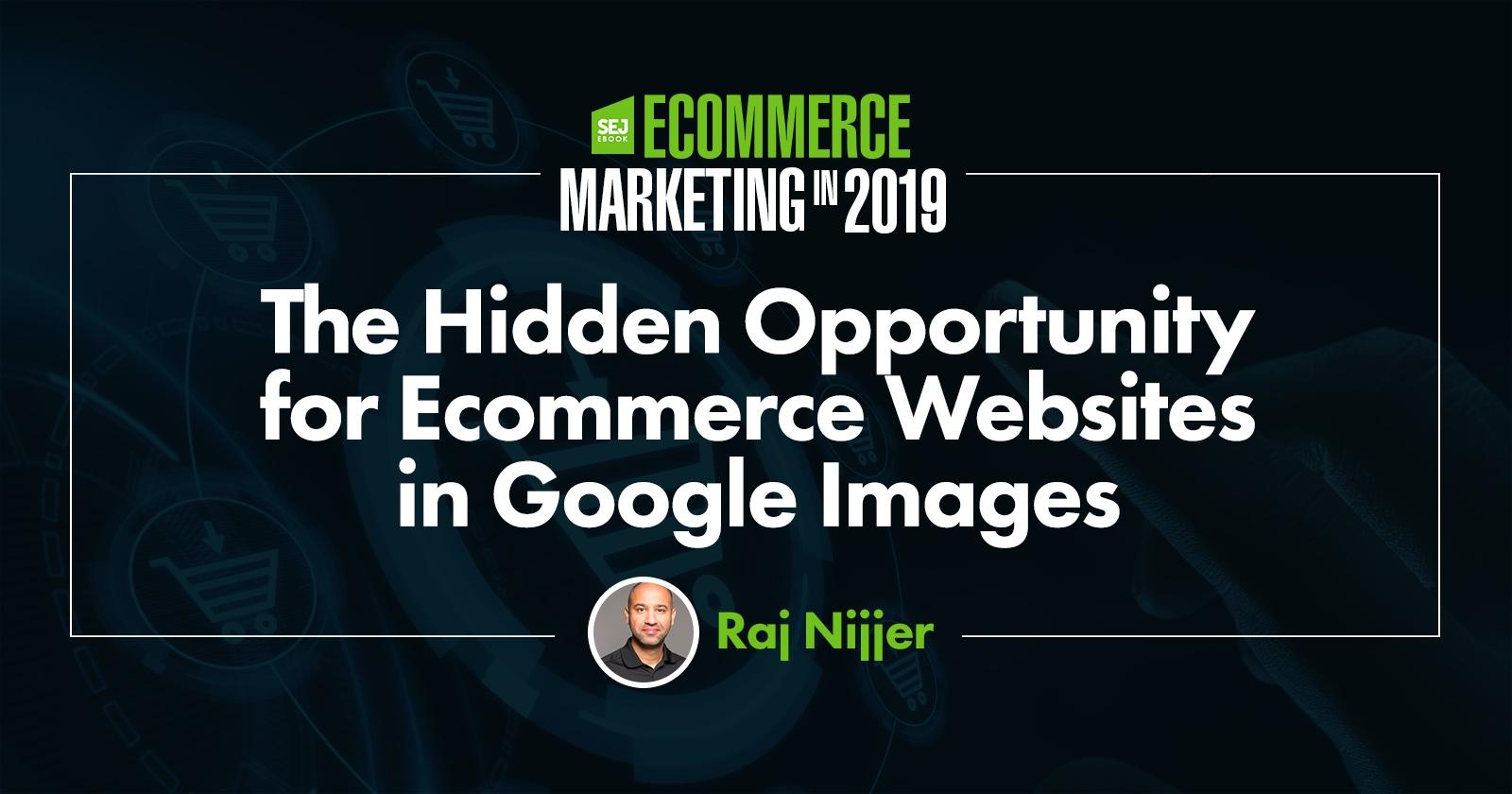 L'opportunité cachée pour les sites de commerce électronique dans Google Images