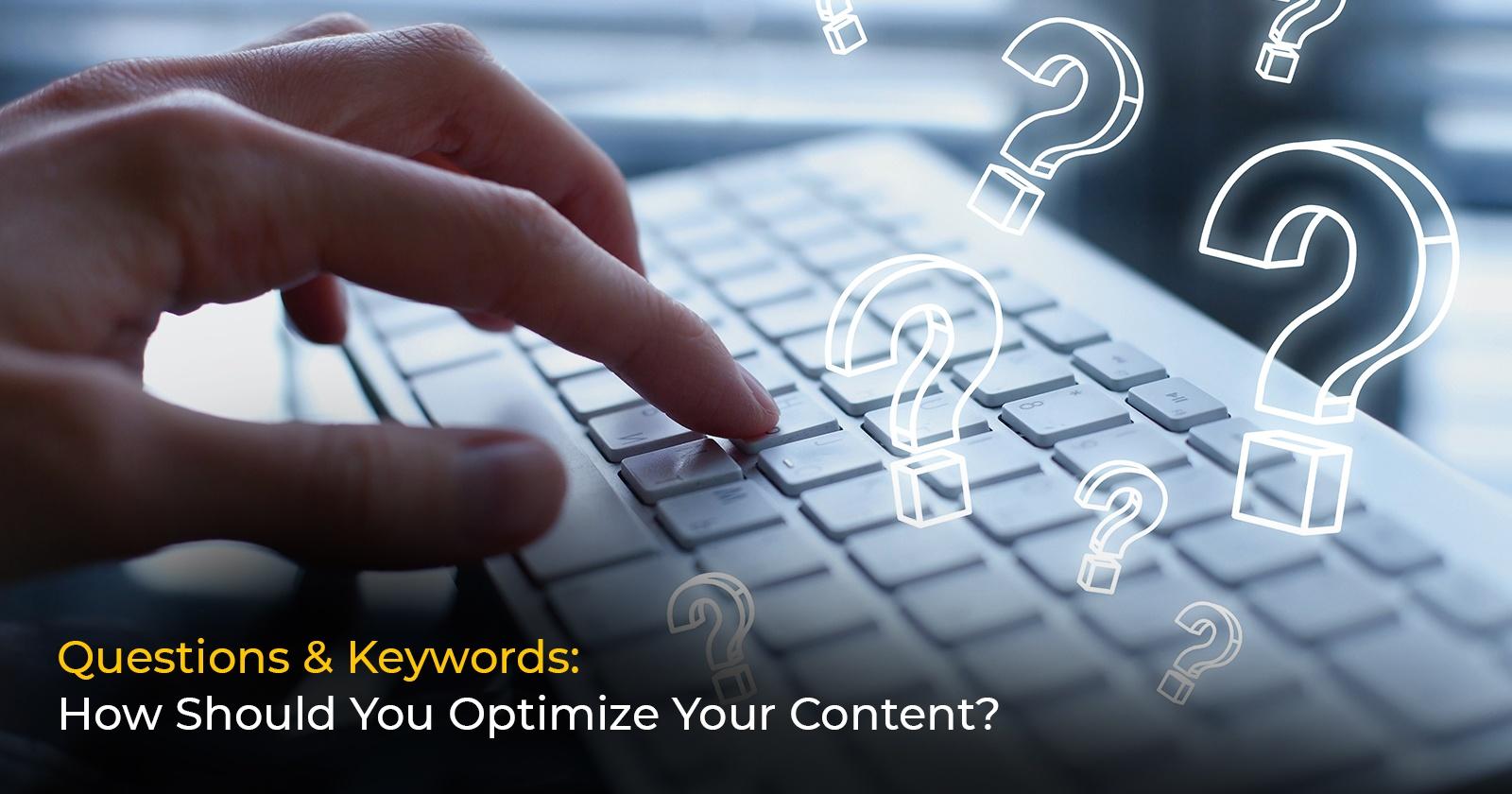 Comment devriez-vous optimiser votre contenu?