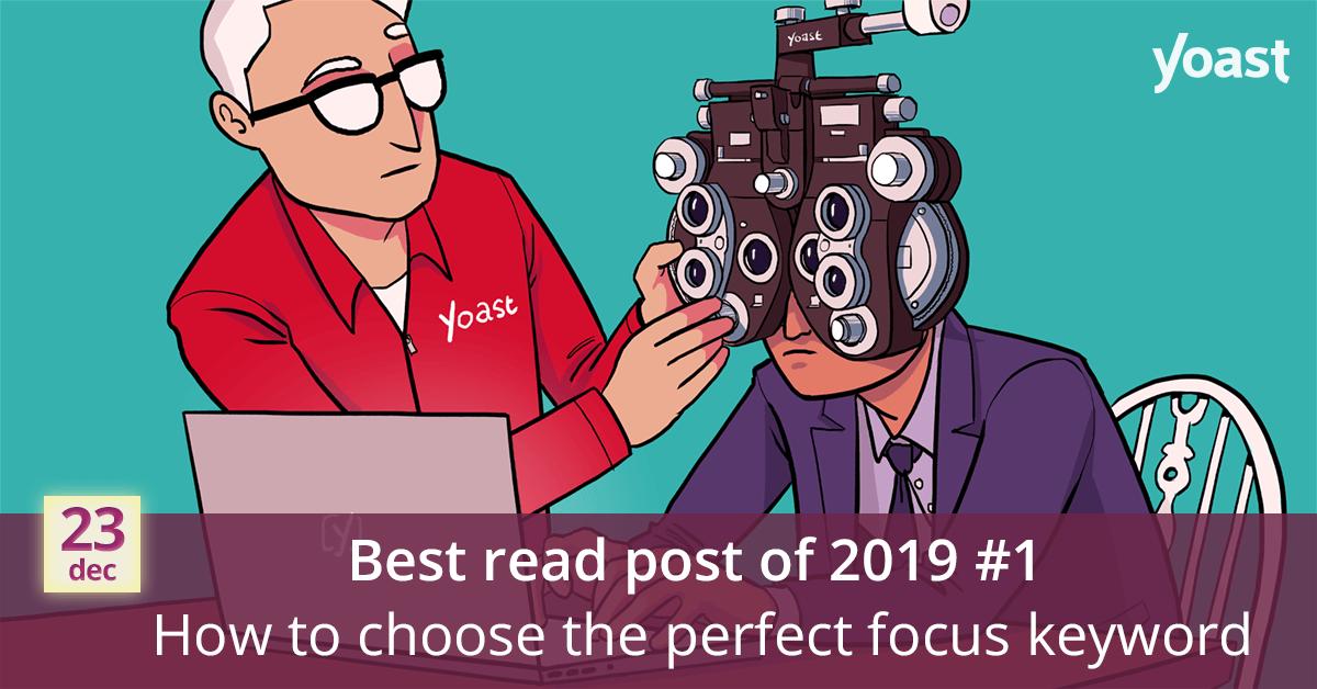 Le mot clé parfait pour votre article ou votre page • Yoast