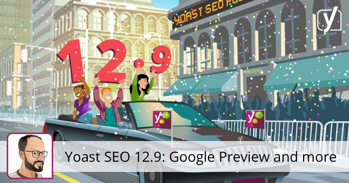 Aperçu Google et plus de correctifs • Yoast