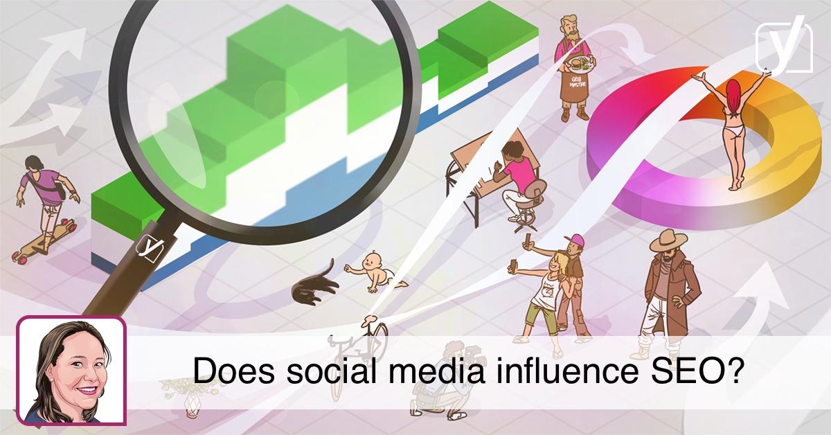 Les médias sociaux influencent-ils votre référencement? • Yoast