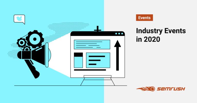 Conseils de conférence sur le marketing numérique pour 2020: SEMrushchat
