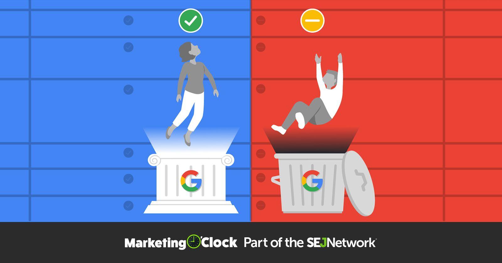Les exigences du nouveau programme de partenariat de Google ne montrent aucun amour pour les agences et les actualités de cette semaine [PODCAST]