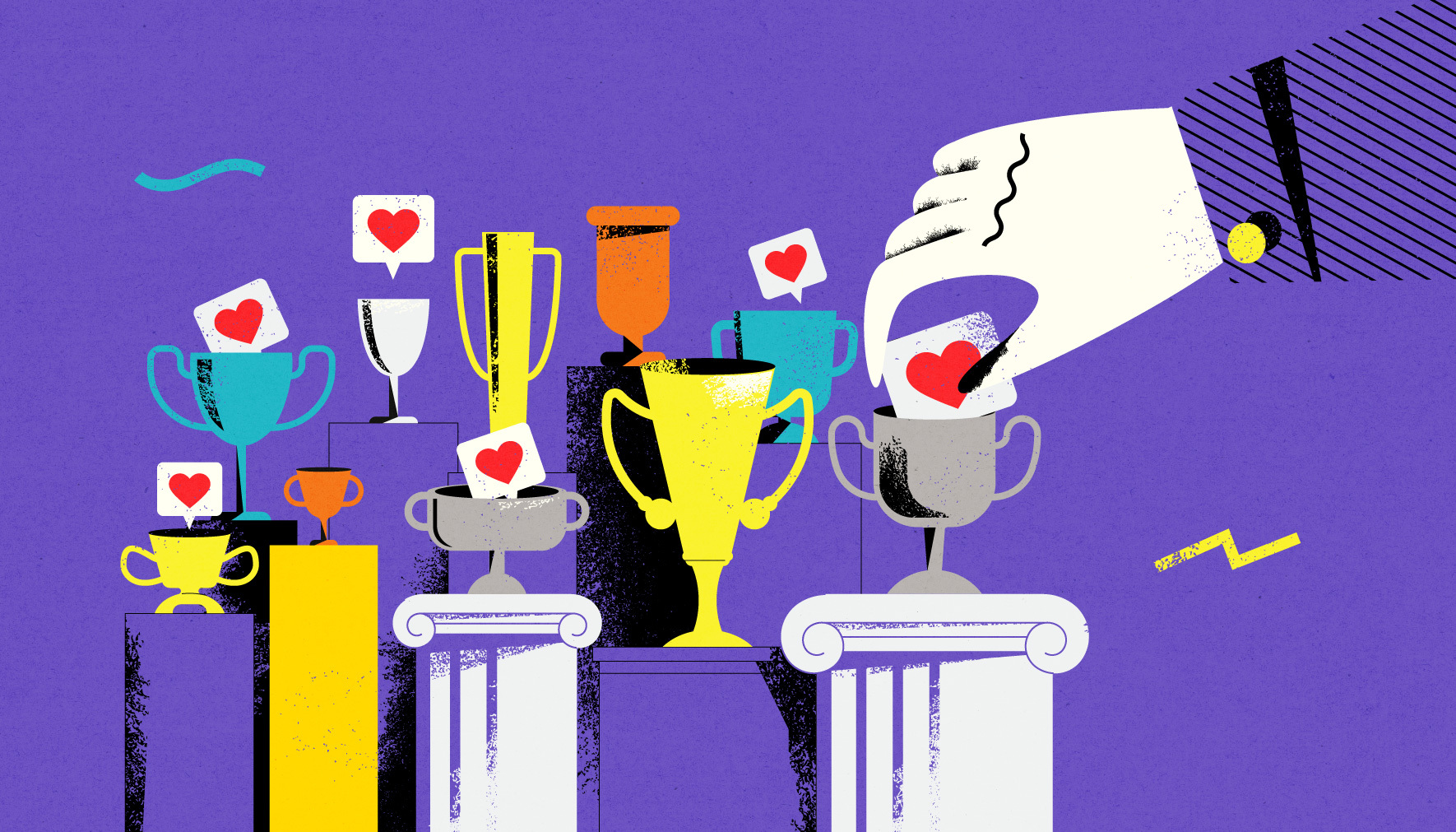 Le top 10 des politiciens populaires sur les réseaux sociaux: une étude