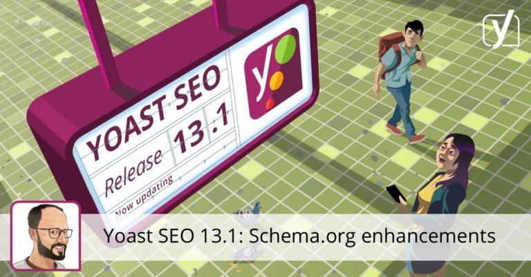 Améliorations des données structurées de Schema.org • Yoast