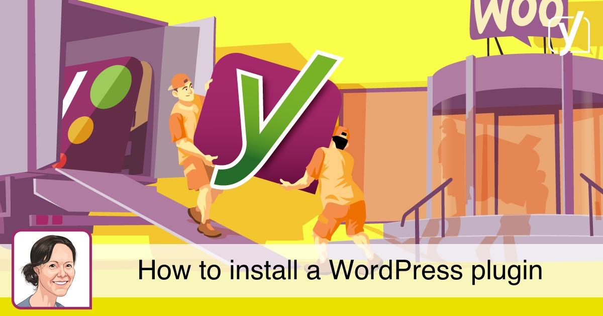 Comment installer un plugin WordPress • Yoast