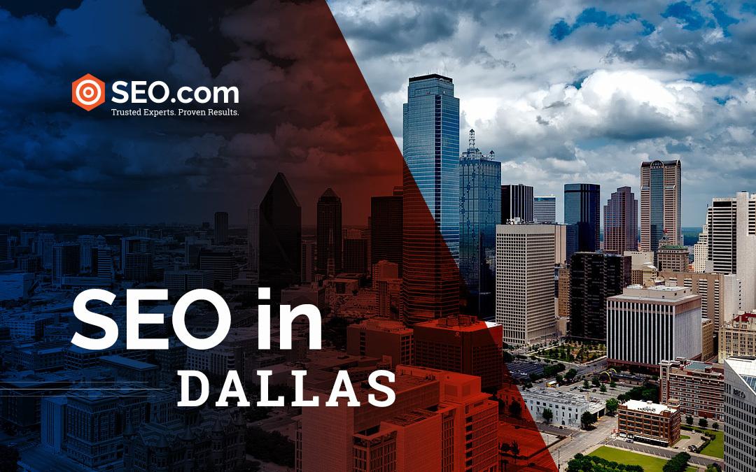 SEO à Dallas: l'optimisation locale en action