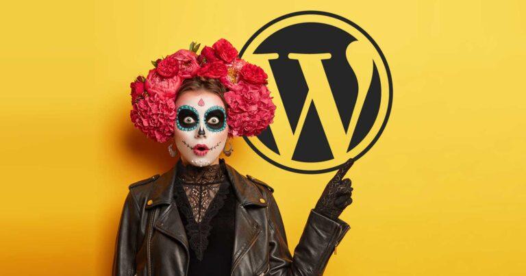 WordPress Update Fiasco – Journal des moteurs de recherche