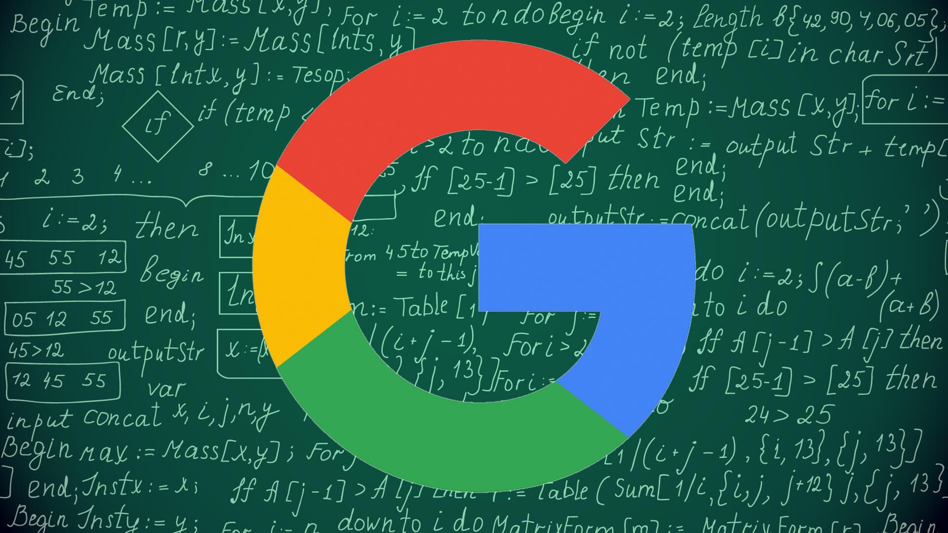 Quelques premières observations sur la mise à jour de base de Google de décembre