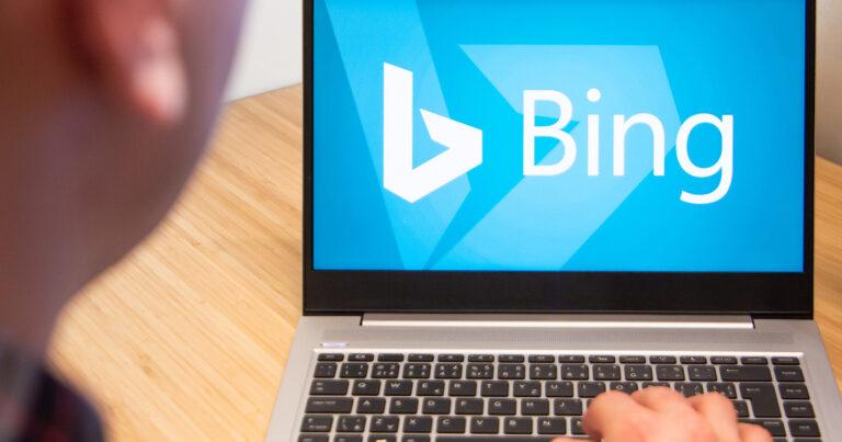 Bing lance la correction orthographique à grande échelle dans le monde entier