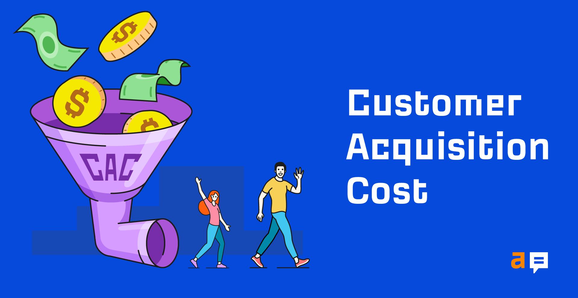 Comment utiliser et réduire le coût d'acquisition client (CAC)