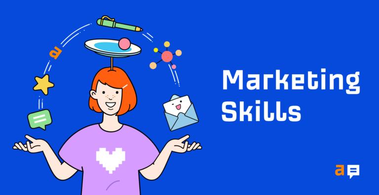 7 compétences marketing utiles (que j'ai utilisées pour prospérer dans ma carrière)