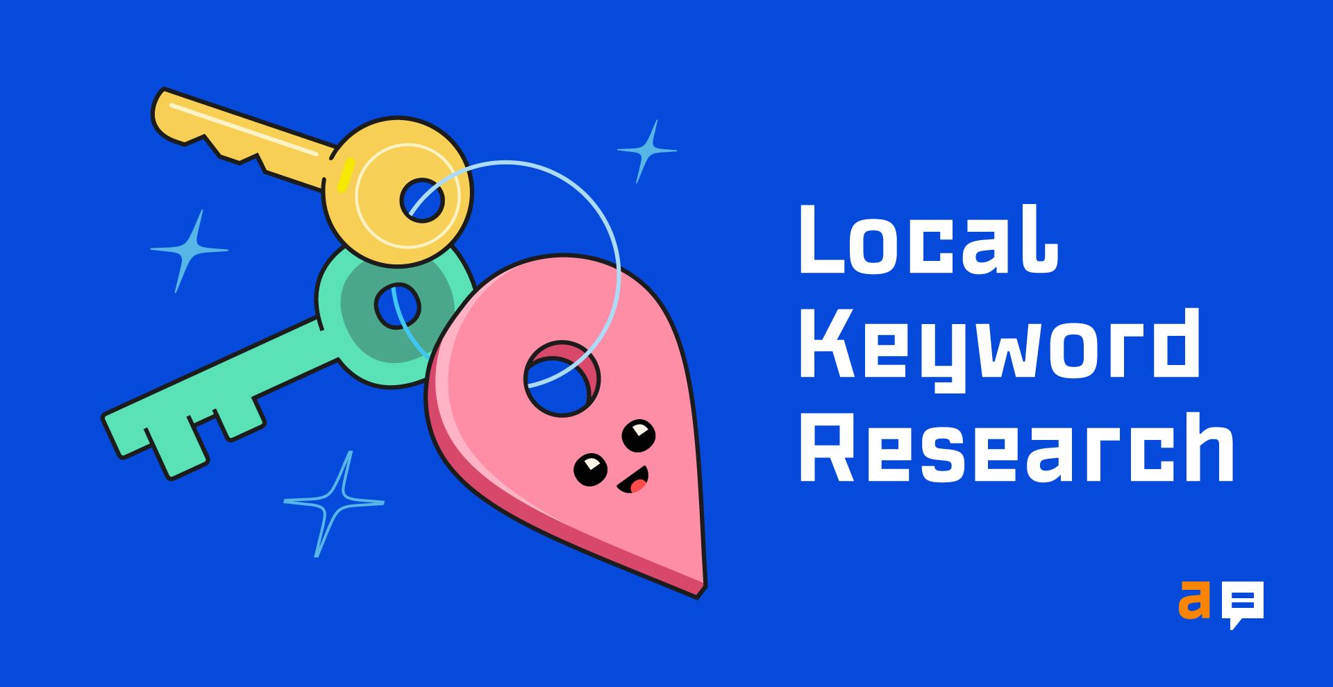 Comment faire une recherche de mots-clés locaux en 2021